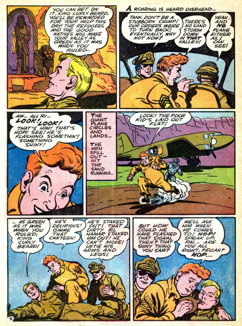 Read online All-American Comics (1939) comic -  Issue #57 - 56