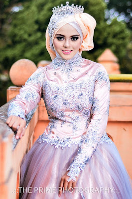 Model Hijab Untuk Wajah Bulat dan Tips Memakainya