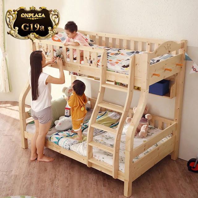 Giường tầng trẻ em nhập khẩu G19a, Giá : 15,224,000 VND