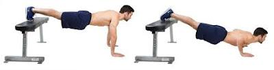 push ups benefits