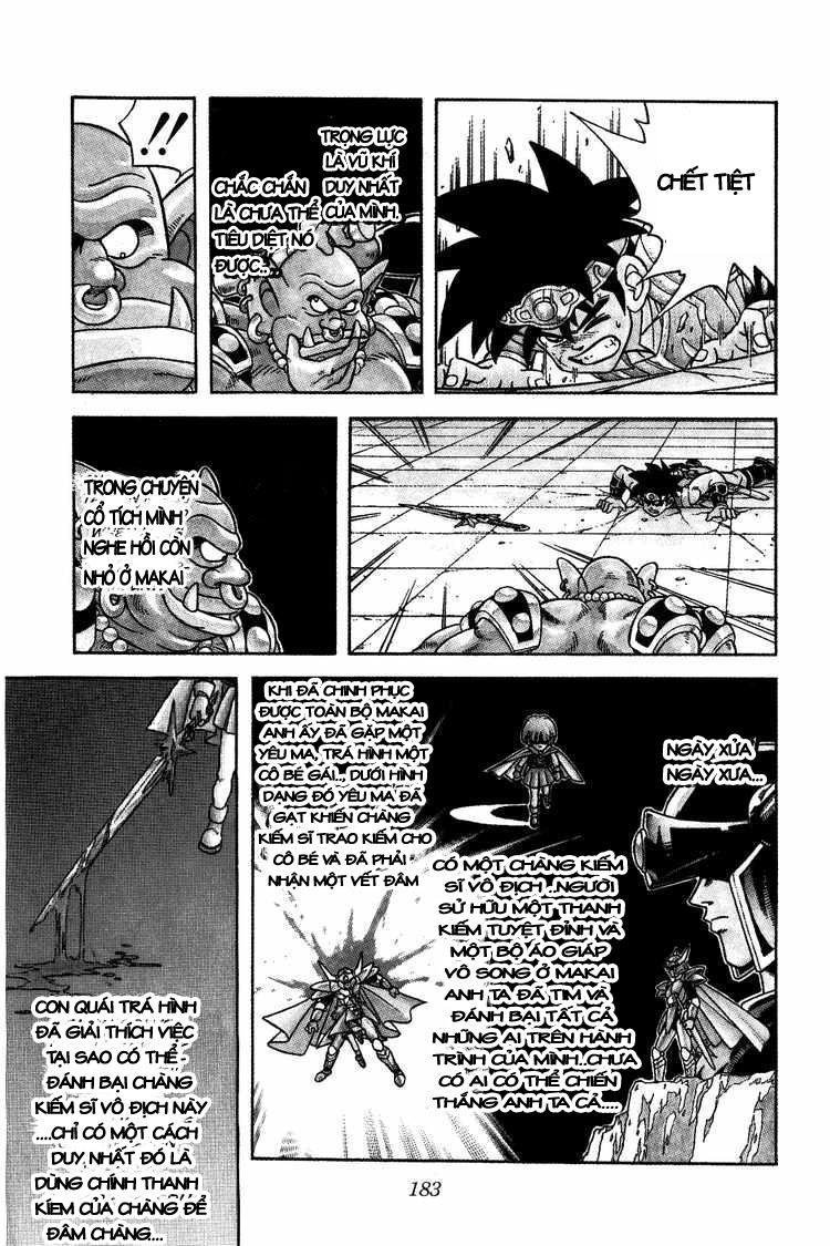 Dấu ấn rồng thiêng chap 292 trang 3