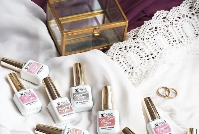 Kolekcja Romance Wedding | Nails Company + tutorial ślubny