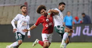 Al Ahli and Al-Masri match in the Egyptian Cup final for the seventh time tonight