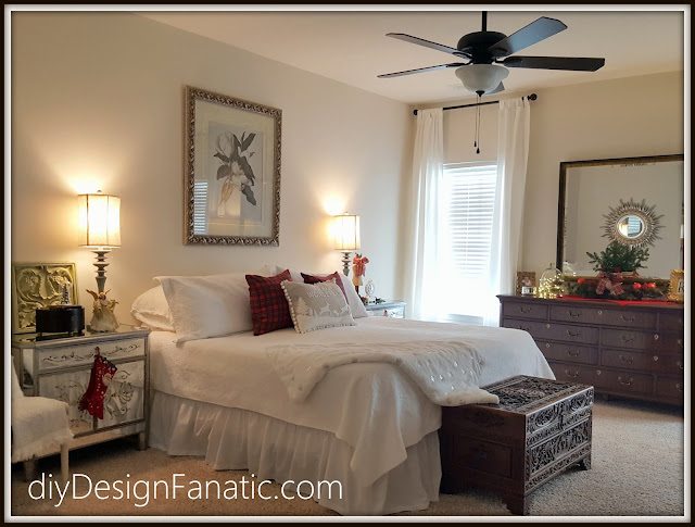 Bedroom, Master Bedroom, Cottage, Cottage Style, Farmhouse Style