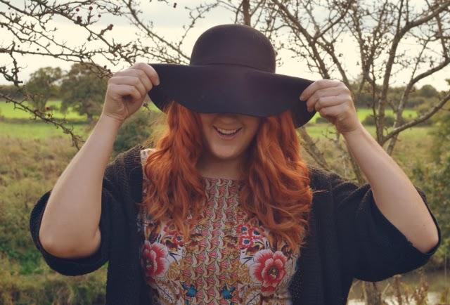black-floppy-hat