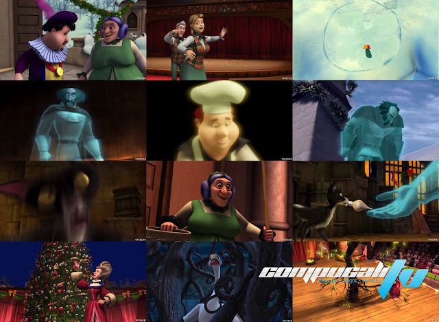 La Princesa Cisne: Navidad DVDRip Latino