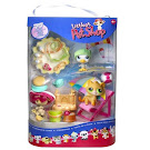 Littlest Pet Shop 3-pack Scenery Kitten (#110) Pet