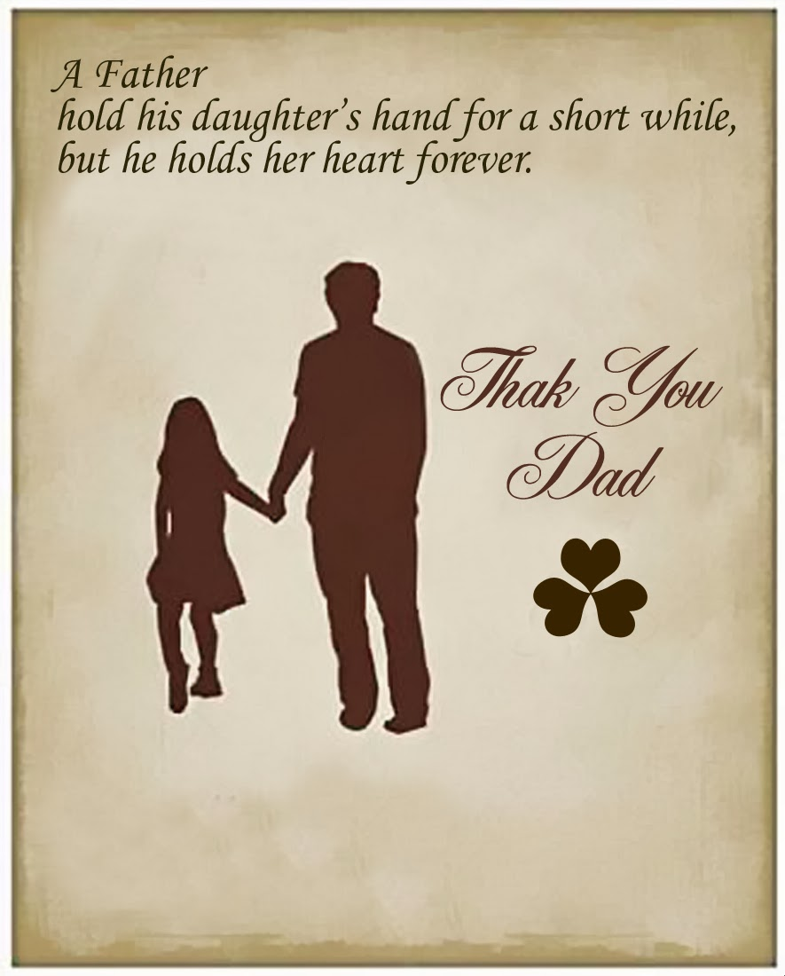 Dad And Daughter Quotes Wallpapers: Fathers Day Cards From Daughter