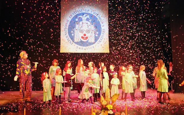 23. Međunarodni festival pozorišta za decu u Subotici
