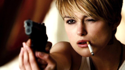 Phenomenal Keira Knightley Domino Hairstyle Hairstyle Trends Hairstyle Inspiration Daily Dogsangcom
