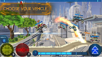 Cyber Gears Mod Apk Full Unlimited