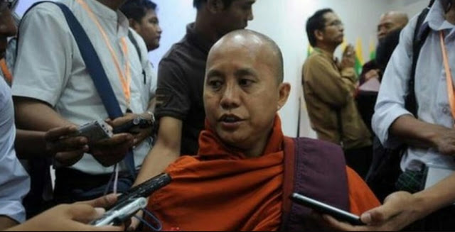 Inilah 6 Fakta Mengerikan di Balik Wajah Kalem Biksu Wirathu, Sosok Pembenci Etnis Rohingya