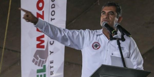 Temblores y huracanes, bendición para Anaya, no ha esclarecido su enorme fortuna: Ochoa