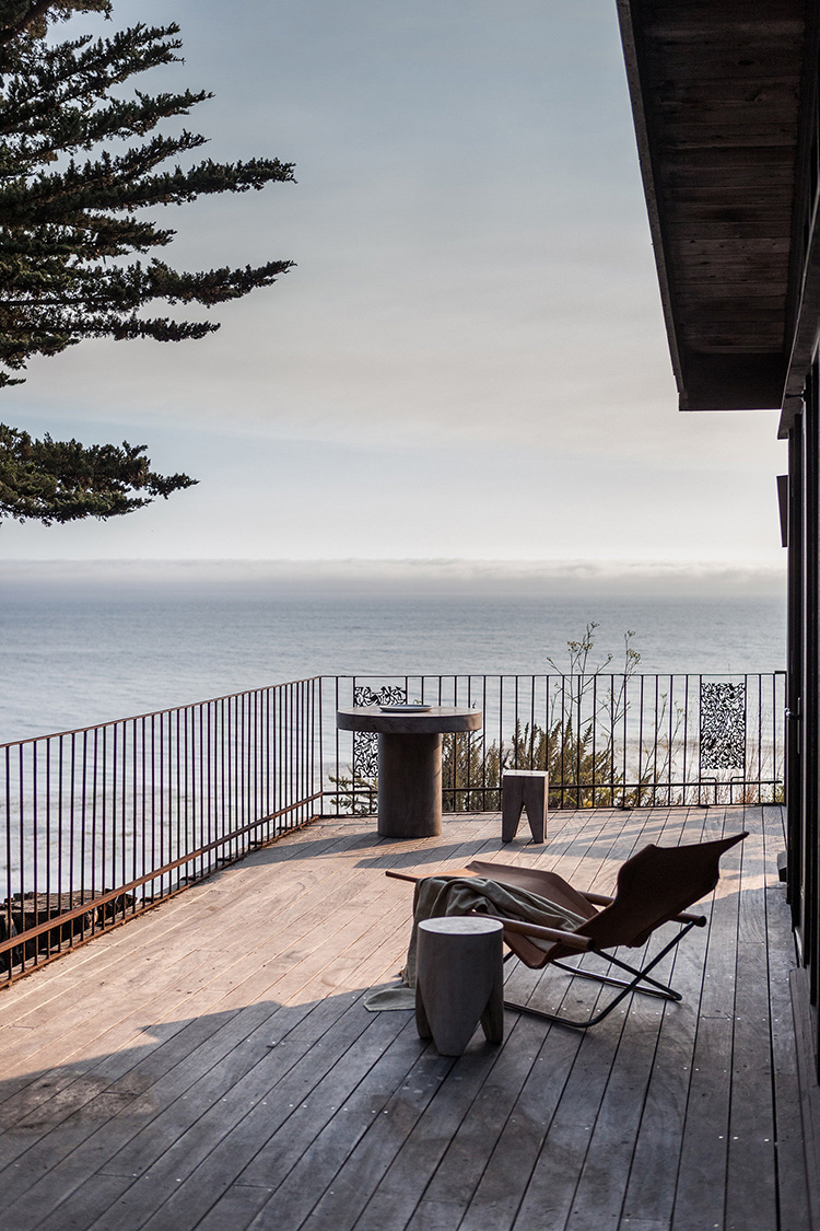 Esalen Institute | Fritz House by Salt + Bones