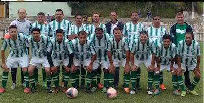 O Time de Biguá continua na liderança do Campeonato de Futebol Veterano de Miracatu.