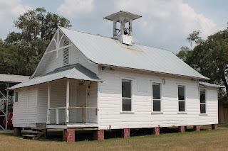 Vieja escuela en Narcoossee