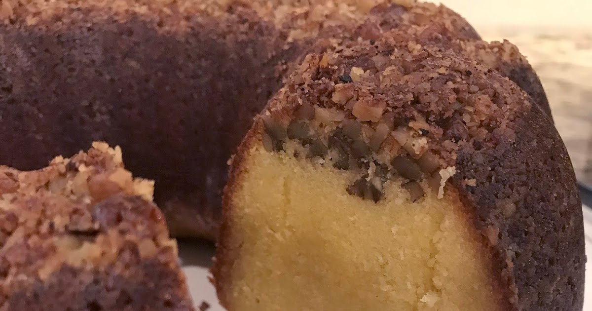 Culturally Confused: King Arthur Flour: Caribbean Rum Cake