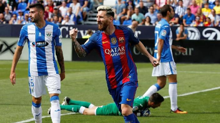 Leganés vs Barcelona EN VIVO por LaLiga