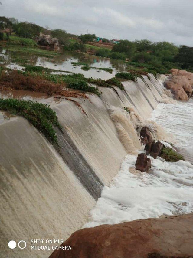 Giro pelo Nordeste: Chuvas começam a cair e encher rios na região