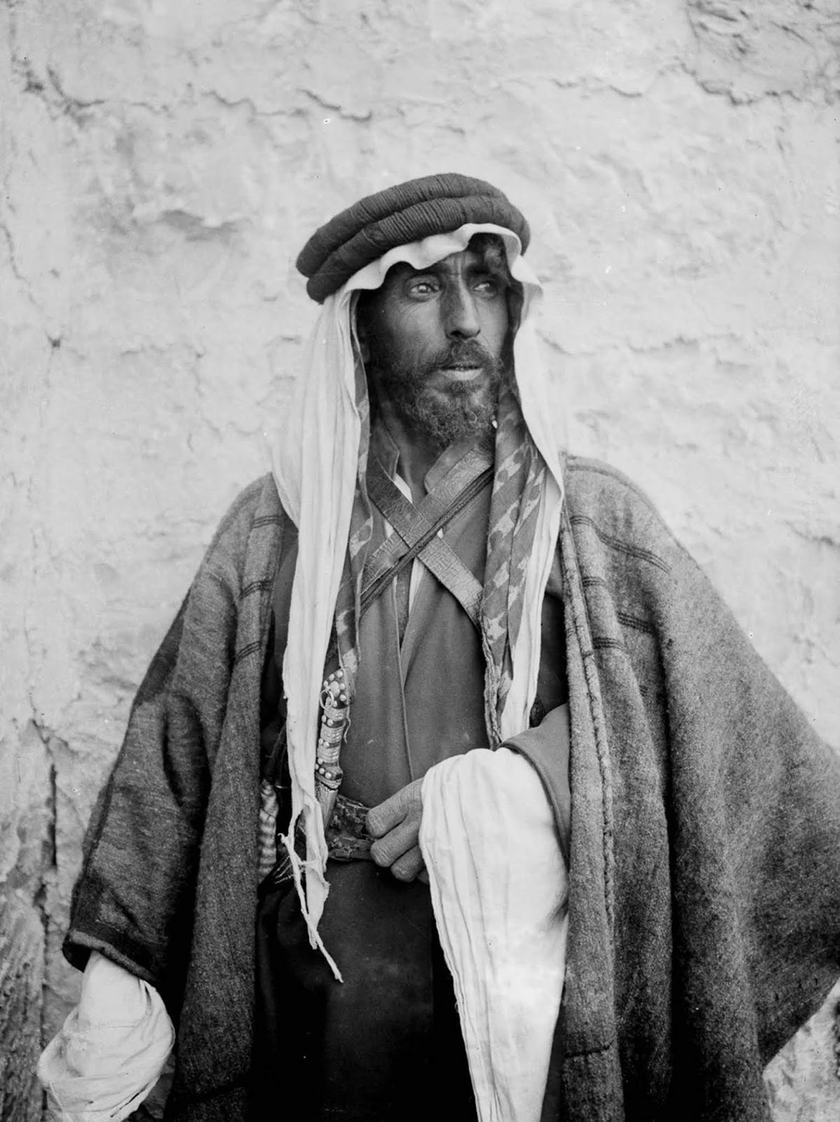 The traditional Bedouin