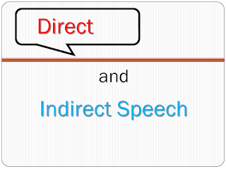 How Do I Report a Speech Made by Someone (Direct Speech)? Check it here.