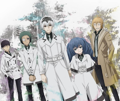 Tokyo Ghoulre Subtitle Indonesia