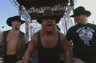 WCW Road Wild 1999 - West Texas Rednecks