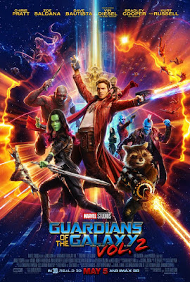 Review Guardian of The Galaxy 2 (2017)
