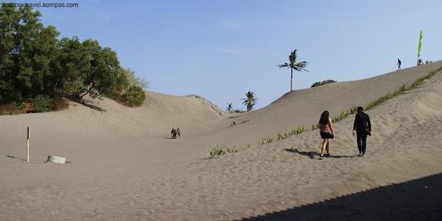 Gumuk Pasir Yogyakarta