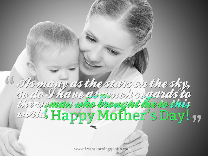 son mothers day messages images 2016