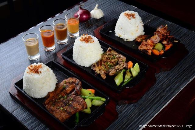 Steak Project 122 Restaurant in Pasig