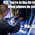 The Life of a US Air Force Comm Guy  (50 Pics)
