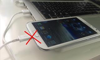 Baca! Jangan Charger Smarpthone Dari Laptop