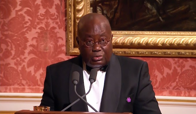 Re: President Akufo-Addo Has Approved Gay Marriage