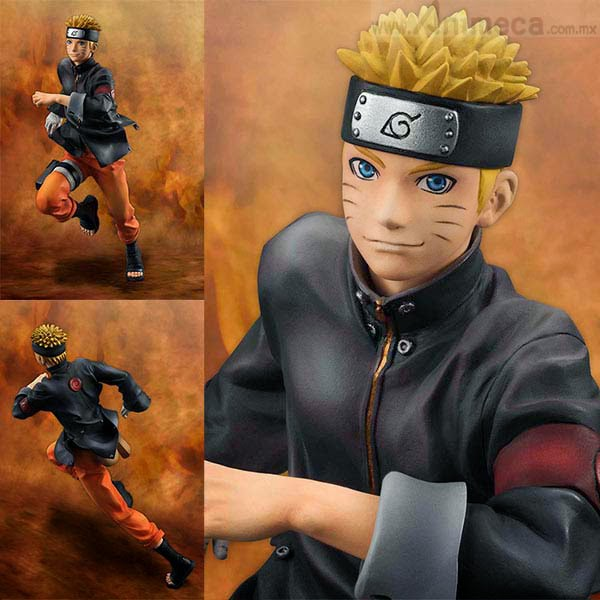 FIGURA NARUTO UZUMAKI G.E.M. THE LAST NARUTO THE MOVIE