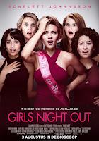 Rough Night Movie Poster 1