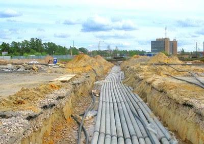 Прокладка ВОЛС в грунте: закопать как следует