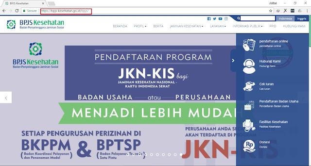 Situs Resmi BPJS
