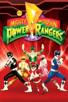 Power Rangers Completo Torrent - WEB-DL 480p Dublado