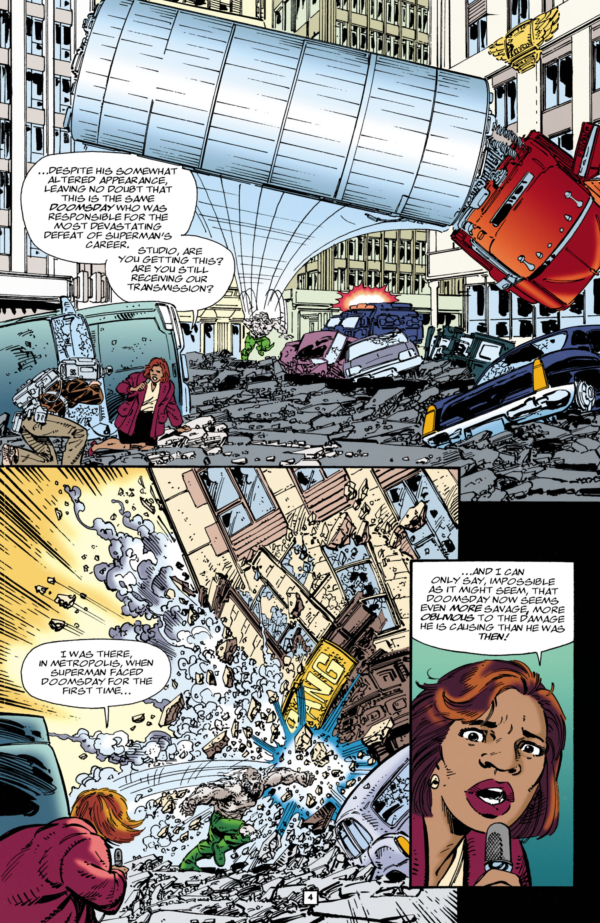 Read online Wonder Woman (1987) comic -  Issue #111 - 4