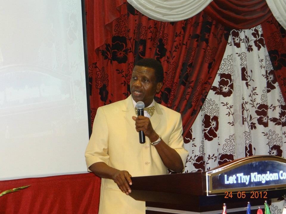 Info Media : Qatar: Pastor Adeboye leaves Doha with a mark