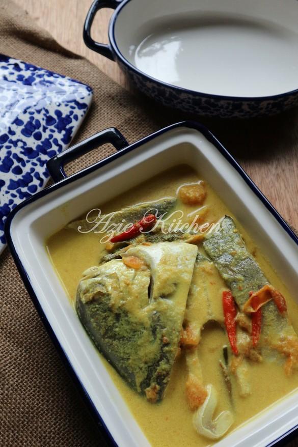 ikan bawal masak tomato azie kitchen hybrid art Resepi Ikan Kukus Masam Manis Enak dan Mudah