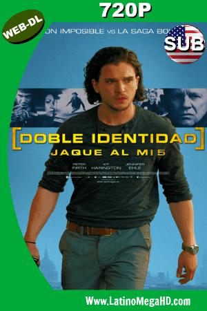 Doble identidad: Jaque al MI5 (2015) Subtitulado HD 720P (2015)