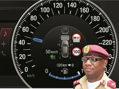 Speed Limiters by the FRSC