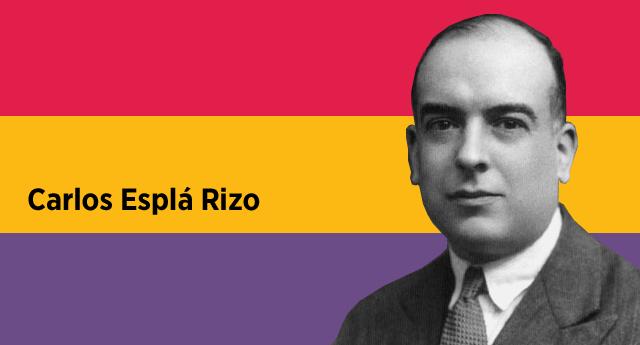 Carlos Esplá Rizo (1895-1971)