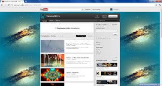 YouTube-Kanal ab 02.12.2011 (angemeldet)...