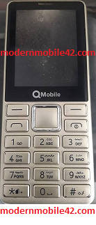 QMOBILE K160 SC6533G FLASH FILE FREE