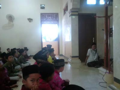 Tanamakan Kebiasaan Sholat Dhuha Dipimpin Langsung KH. Nurul Islam