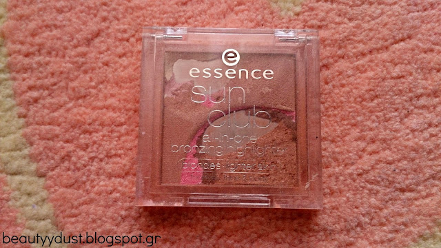 Essence - Sun Club All In One Bronzing Highlighter
