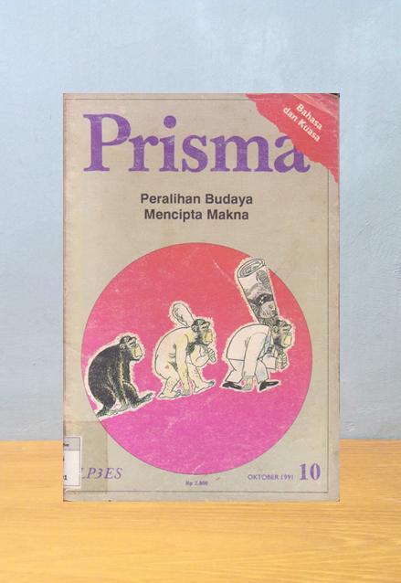 Majalah Prisma: Peralihan Budaya Mencipta Makna